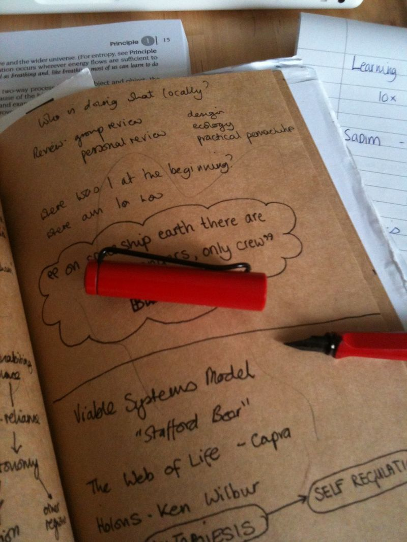 Permaculture Notebook